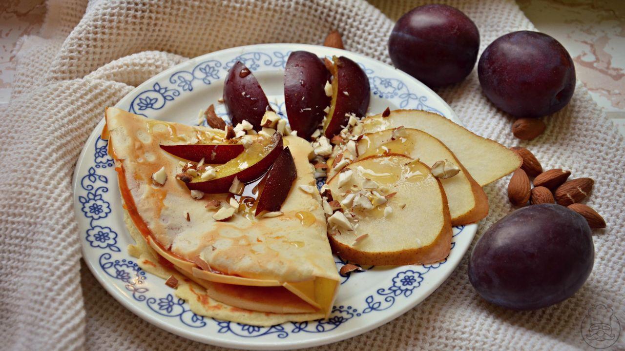 Kuchař: Petrusia Recept: Podzimní (nejen) veganské palačinky